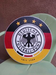 641442ab2 Hand-Painted Custom Wood Signs by ThePaintedEmerald. Germany Soccer TeamGermany  ...