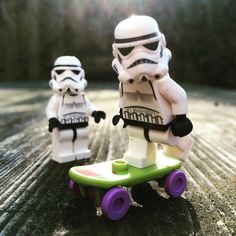 Being awesome #starwars #lego #stormtrooper #stormtrooperslife #bob…