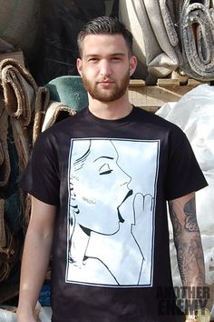 Fake Jobs T Shirt in Black - $32.00 - www.AnotherEnemy.com - Another Enemy