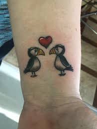 Image result for puffin tattoos