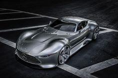 Mercedes Benz AMG Vision Gran Turismo concept at Los Angeles Auto Show. Design, images, video, gameplay of Mercedes AMG Vision Gran Turismo concept is as f Mercedes Benz Amg, Benz Sls Amg, New Mercedes, Mercedes Concept, Maserati, Bugatti, Audi, Porsche, Alpha Romeo