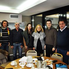 Συνάντηση κατα την οποία συζητήθηκε το μοντέλο τουριστικής προβολής του Ν. Χαλκιδικής που υλοποιελιται από τον Τουριςτικό Οργανισμό του νομού, πραγματοποίηθηκε στη Λάρισα.
