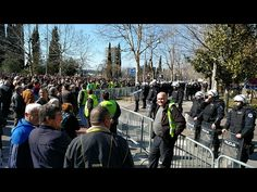 Parliament of Montenegro revoked immunity for two MPs - Protests in fron...