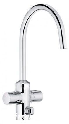 Küchenarmatur mit Geschirrbrause Spülbecken Wasserhahn Küche Spüle Mischbatterie