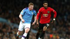Man United vs Man City live stream: how to watch Carabao Cup semi-final derby from anywhere Manchester United Players, Manchester City, Man City Live, Sky Sports Football, New Zealand Cities, Premier League Soccer, Bt Sport, Sports App, League Gaming