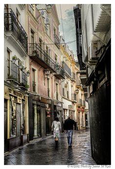 La lluvia en Sevilla....(The Rain In Spain...)