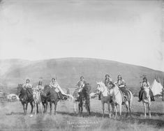 Can someone help me out on this? Who are the Nez Perce men in this group photo aside from Chief Joseph, who is on far right?    Thanks
