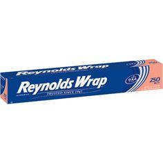 Reynolds Wrap Aluminum Foil, 250 sq ft