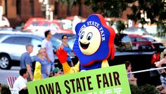 The Iowa State Fair in Des Moines is something you must include in your holiday itinerary if you're visiting Iowa this summer from the to the of August. The State Fair is the largest event held in the state of Iowa and is also one of the . Deep Fried Butter, Amana Colonies, Stuff To Do, Things To Do, Iowa State Fair, Tulip Festival, Tourism Website, State Parks, Travel Guide
