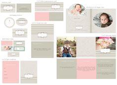 Custom Identity Branding » by Corina Nielsen Designs & Photography  Information & Pricing available here: http://corinanielsen.com/blog/branding-info/
