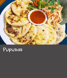 """Pupusas 