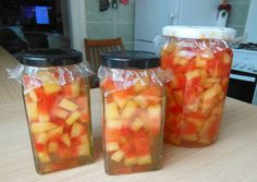 Peach, Stuffed Peppers, Candy, Vegetables, Food, Stuffed Pepper, Essen, Vegetable Recipes, Peaches