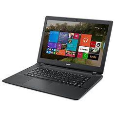 "Acer Aspire ES1-512-C3AH - Portátil de 15.6"" (Intel Celeron N2840, 4 GB de RAM, Disco HDD de 500 GB, Intel HD Graphics, Windows 8), negro -Teclado QWERTY Español Acer http://www.amazon.es/dp/B00O9VDWM4/ref=cm_sw_r_pi_dp_Dq5Cvb0942QJA"