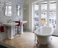 Die besten 25 franz sisches badezimmer dekor ideen auf - Badezimmer franzosisch ...