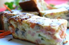 Check out this delicious recipe for All-In-One Quiche from Weber—the world's number one authority in grilling. Quiche Recipes, Vegetable Recipes, Weber Q Recipes, Weber Bbq, Camping Meals, Casserole Dishes, Cheddar Cheese, Squash, Food Processor Recipes