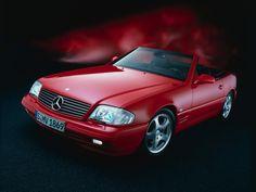 1989-2001 Mercedes-Benz SL R129 - SL 280 after the 1998 facelift - 1024x768 - Wallpaper