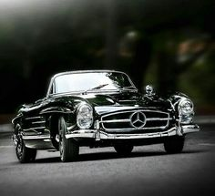 Beautiful classic SL