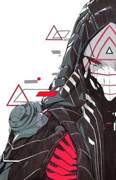 Cyberpunk art Character Design, Character Concept, Concept Art, Character Art, Cyber Punk, Samurai Art, Cyberpunk Art, Sci Fi Characters, Dope Art