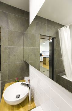 Dubrovka apartment - Bathroom Design