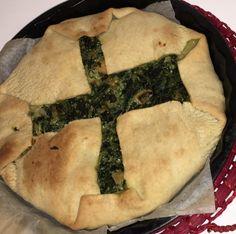 "Tarta ""súper fácil"" de Espinacas: El Blog de Clementina"