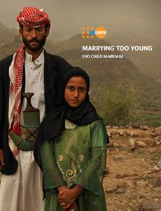Child marriage is a grave threat to the lives and prospects of young girls. It violates their rights, denies them of their childhood, disrupts their education, jeopardizes their health, and limits their opportunities. #tooyoungtowed #endchildmarriage