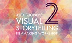"Building on the curriculum of ""The Art of Visual Storytelling"", Alex Buono deconstructs the architecture of visual style, and through live demonstration shows you how to recreate various genres and looks on almost any budget. In the second part of the course Alex gives a masterclass on Visual Subtext, explaining the ""why"" behind the ""how""."