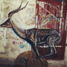Street art in Woodstock Cape Town @Cape Town Street Art  FOLLOW ON FACEBOOK, TWITTER  INSTAGRAM