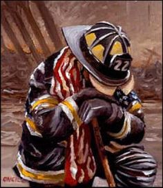Robert Fitzgerald Hotalen voted for Peter O'Neill. This is his tribute to May we never forget. World Trade Center, Remembering September 11th, 11. September, We Will Never Forget, Lest We Forget, I Love America, God Bless America, Patriotic Pictures, Angels