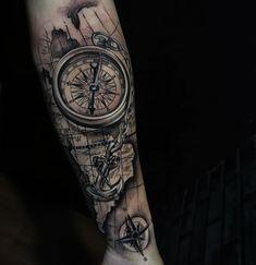 Forearm Band Tattoos, Outer Forearm Tattoo, Forarm Tattoos, Dope Tattoos, Arm Tattoos For Guys, Skull Tattoos, Leg Tattoos, Quarter Sleeve Tattoos, Best Sleeve Tattoos