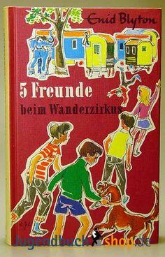 Enid Blyton 5 Freunde- Lese ich gerade mit meinen Kindern!
