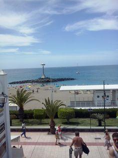 Las Vistas, Playa de los Cristianos, 03/31/2015