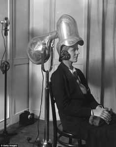 The first hair dryer was invented in 1890 by a French stylist, Alexandre F. Godefrey. But it wasn't until 1920s that the first hand-held hairdryer was offered.
