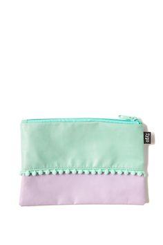 two tone pencil case, BLUE & PURPLE 14.99