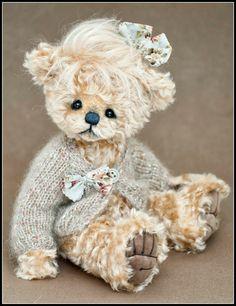 Three O'Clock Bears:  Tanya
