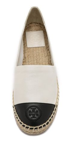 Tory Burch Colorblock Espadrilles | SHOPBOP SAVE UP TO 25% Use Code: EVENT17
