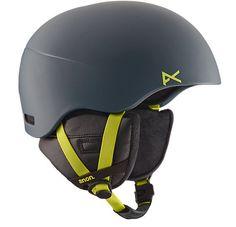Anon Helo 2.0 Helmet Glitchy Gray