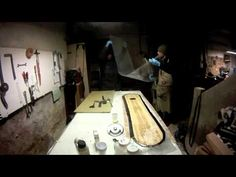 snowboard home made - YouTube