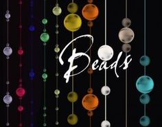 Beads Photoshop brush