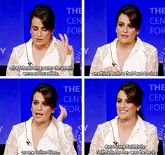 Lea Michele on her favorite song to sing on Glee
