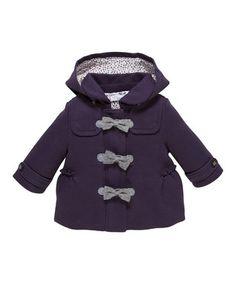 Purple Fleece Jacket - Infant