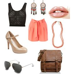 just created this! I would wear this on a date with that special boy over the summer(:
