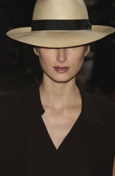 The perfect panama hat Hermes