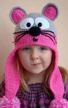Çocuklarınız için figürlü çocuk şapka