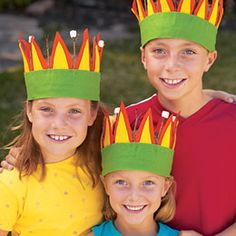 Campfire Hats