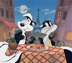 Image detail for -Cartoon Pepe Le Pew Pictures, Images & Photos
