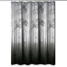 Attractive Buy Morning Mist Shower Curtain From Bed Bath U0026 Beyond