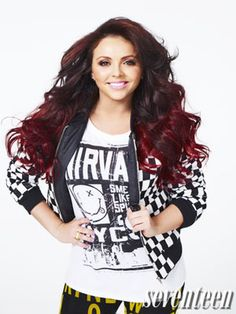 Jesy from Little Mix ~ ~ she is the most sweetest girl on earth! love her xx << Her hair looks gorgeous in that picture x Little Mix Jesy, Little Mix Style, Cher Lloyd, Pretty People, Beautiful People, Beautiful Women, Jessy Nelson, Star Wars, Mixed Girls