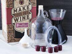 Premium Wine Making Kit - Pinot Grigio Making Wine At Home, Wine Making Kits, Make Your Own Wine, Make It Yourself, Wine Kits, Wine Magazine, Wine Craft, Craft Beer, Automobile