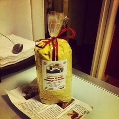 Farina di mais Pignoletto rosso da #Giaveno #aboutvalsangone via @deusadapaz