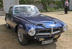 1955 Pegaso Z102B Gran Turismo Coupé